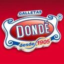 Galletas Dondé
