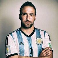 G Higuaín Fan Page | Social Profile