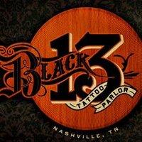 Black 13 Tattoo | Social Profile