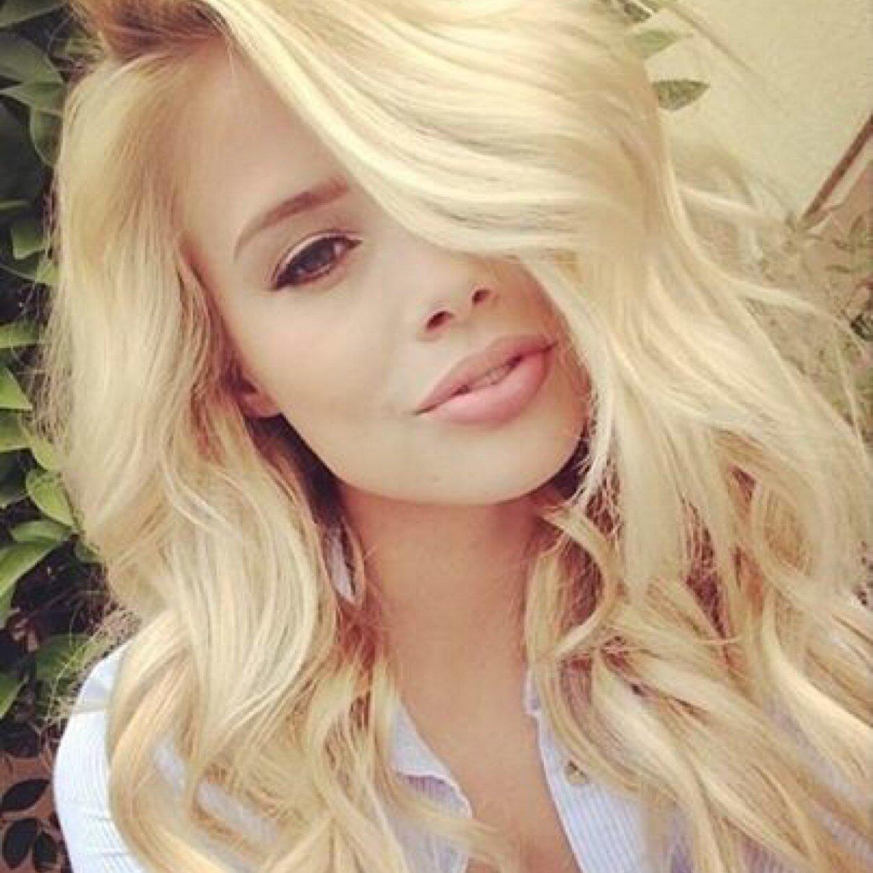 Самые красивые фото на аву для блондинок