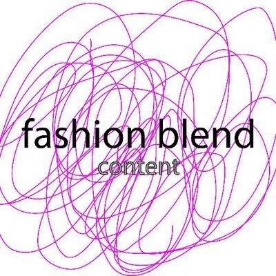 Fashion Blend | Social Profile