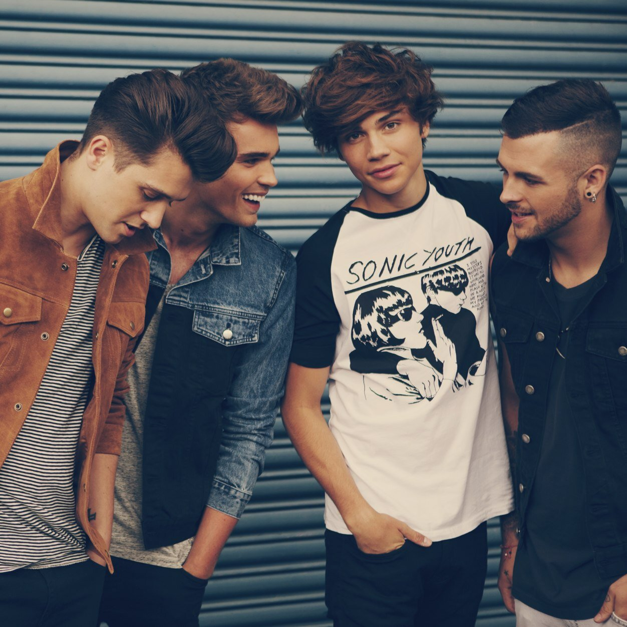 Name the Members of Union J Quiz - By PeacLoveStyles - Sporcle Union j members names and pictures