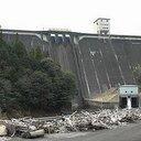 宇連ダム 貯水率