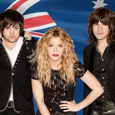 The Band Perry AUS   Social Profile