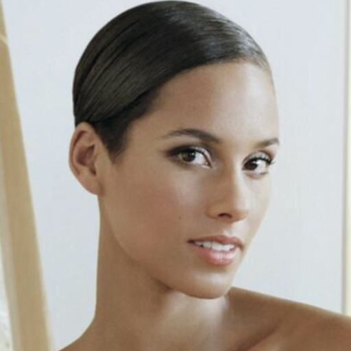 Detail statistics for Alicia Keys