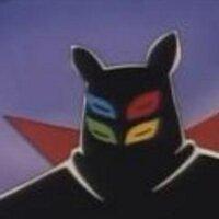 黒いマスクに五色のデッキ | Social Profile