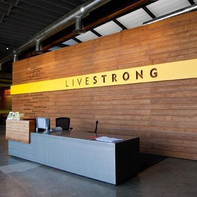 LIVESTRONG HQ Social Profile