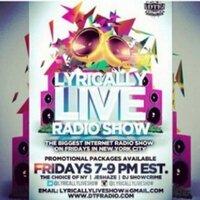 LyricallyLiveshow | Social Profile