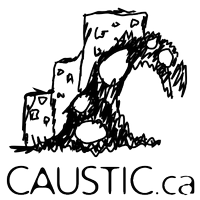 CAUSTIC Urban Coast | Social Profile