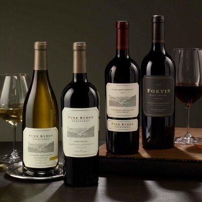 Pine Ridge Vineyards | Social Profile