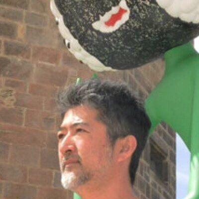 会田誠 | Social Profile