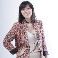 Sylvia A Sudradjat   Social Profile