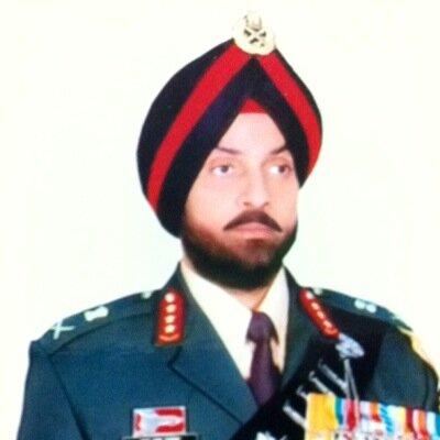 Lt Gen H S Panag(R) Social Profile