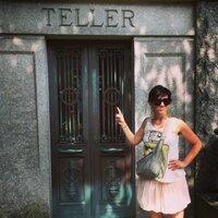 Kate Tellers | Social Profile
