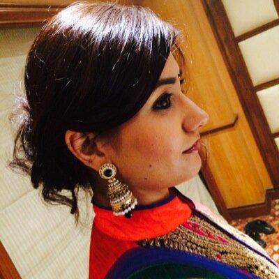 Namita Ved Social Profile