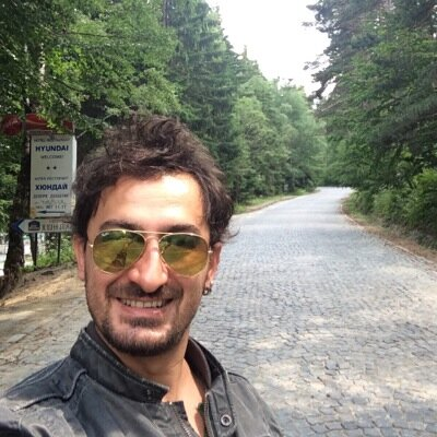 ibrahim sayın | Social Profile