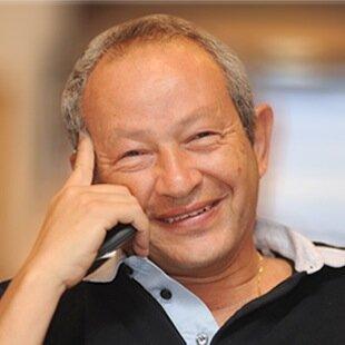 Naguib Sawiris Social Profile
