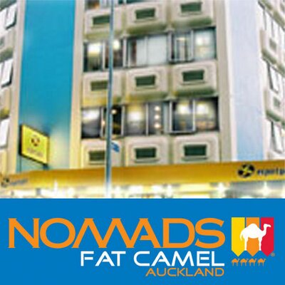 Fat Camel Hostel | Social Profile