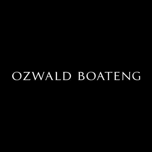 Ozwald Boateng
