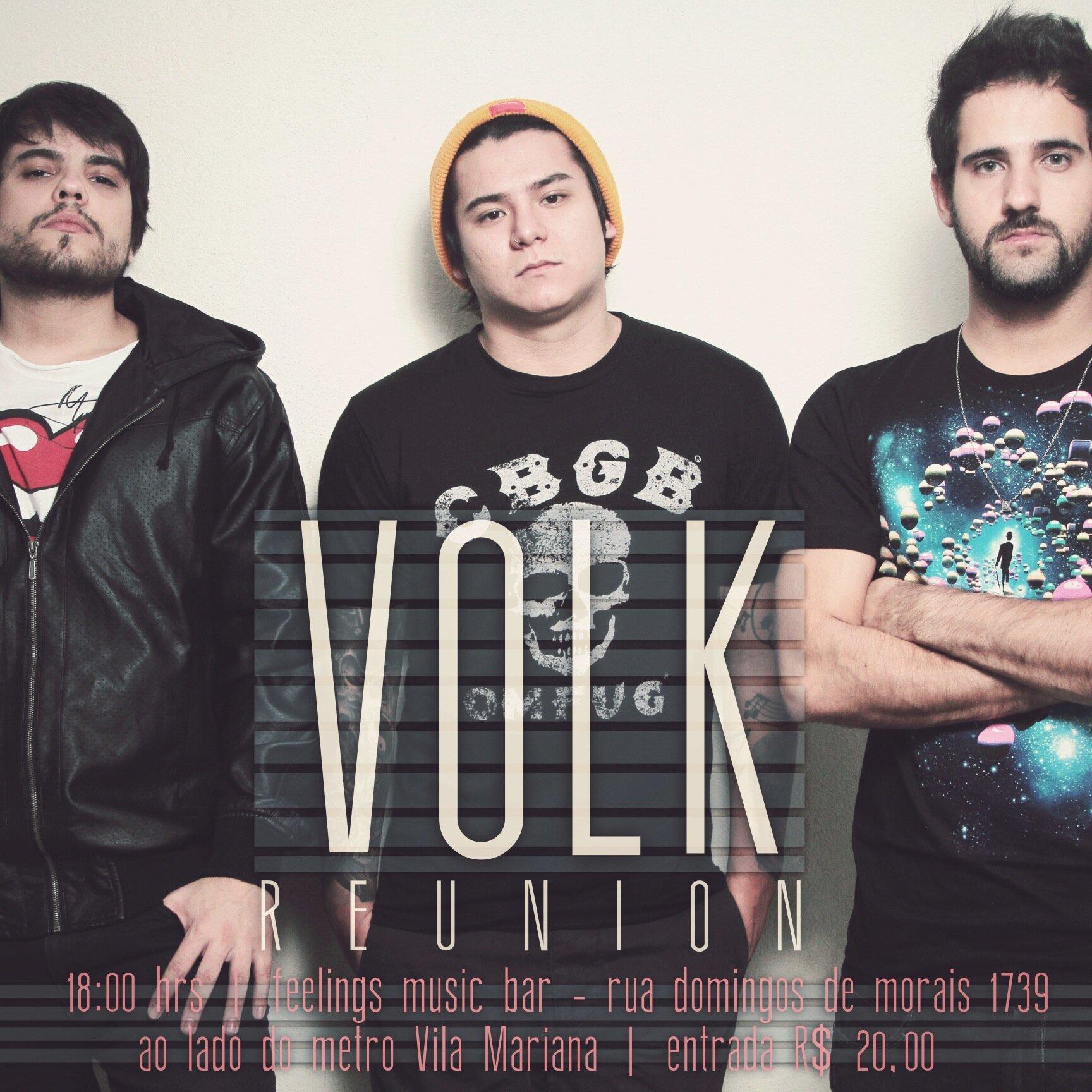 VOLK Social Profile