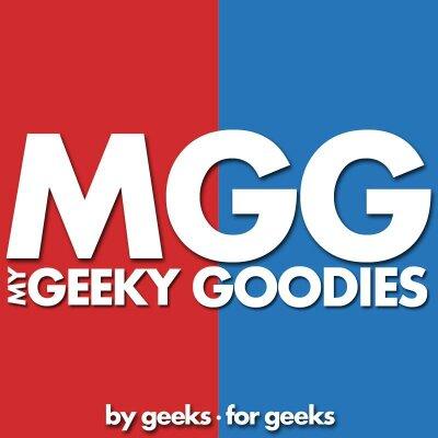 My Geeky Goodies