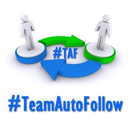 #TeamAutoFollow Social Profile