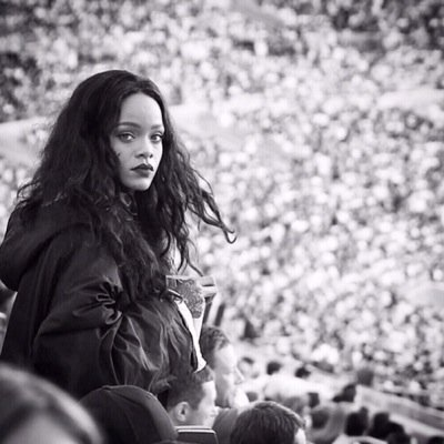 Detail statistics for Rihanna