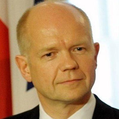 William Hague | Social Profile