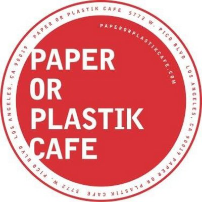 PaperorPlastik Cafe | Social Profile