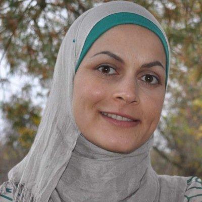 Laila El-Haddad Social Profile