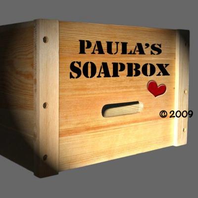 Paula's Soapbox | Social Profile