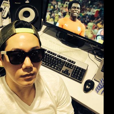 KIM DONG WAN Social Profile
