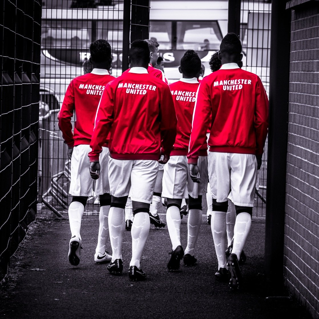 The MUFC Academy Social Profile