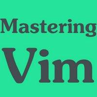 MasteringVim