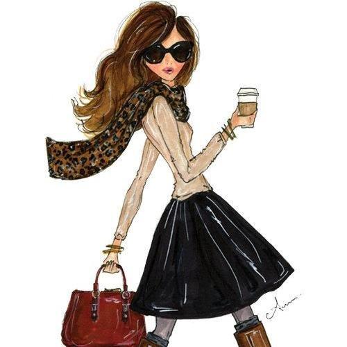 Çok Moda Kız  Twitter Hesabı Profil Fotoğrafı
