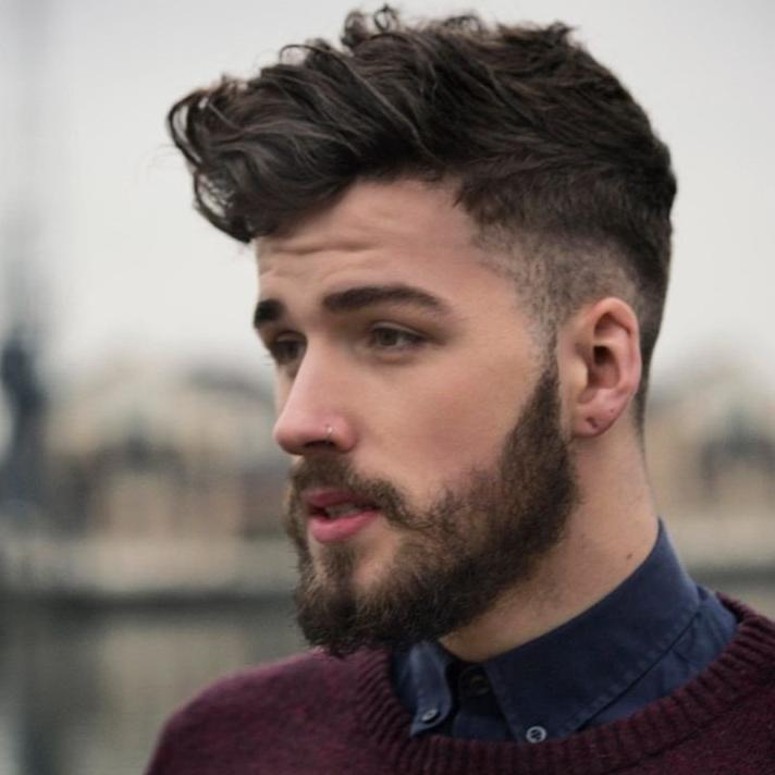 Голливудская борода как сделать