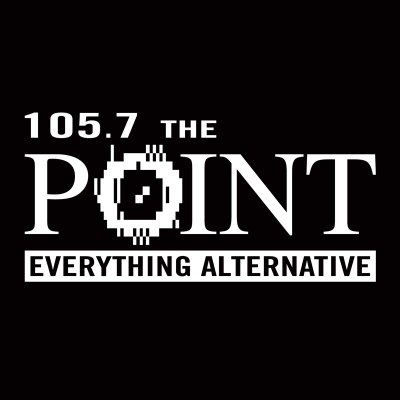 105.7 The Point | Social Profile