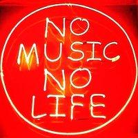 no music, no life   Social Profile