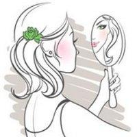 Espelho Feminino | Social Profile