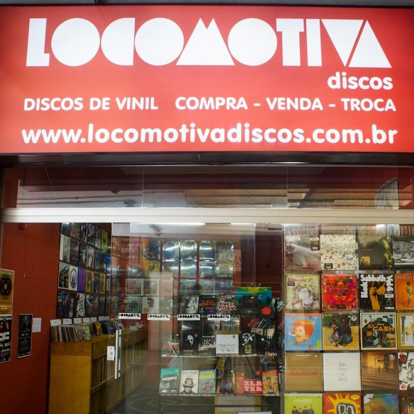 Locomotiva Discos Social Profile