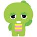 ガチャピン【Gachapin】 (@GachapinBlog)