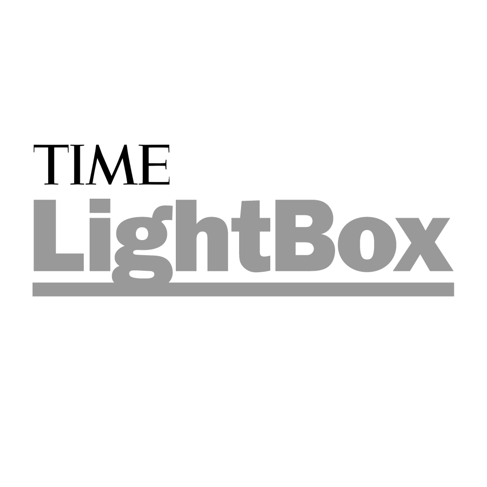 TIME LightBox Social Profile