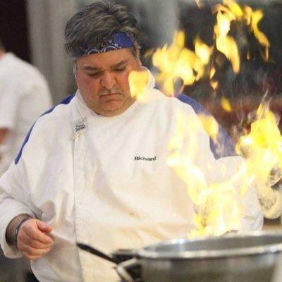 Chef Rich M HK 12 | Social Profile
