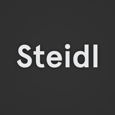 Steidl Social Profile