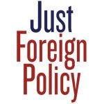 Just Foreign Policy Social Profile