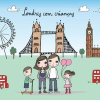Londres com Crianças | Social Profile