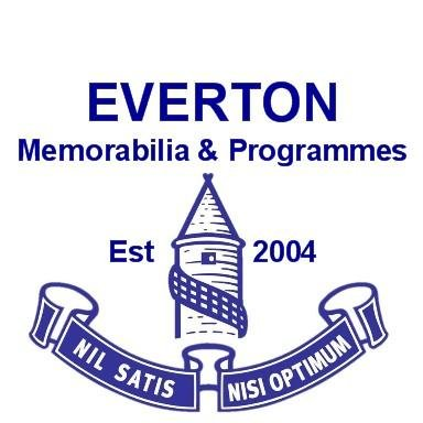 evertonmemorabilia Social Profile