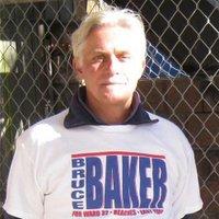 Photo of Bruce Baker from Twitter