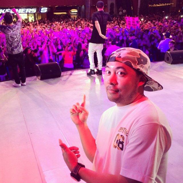 DJ E-Man Social Profile