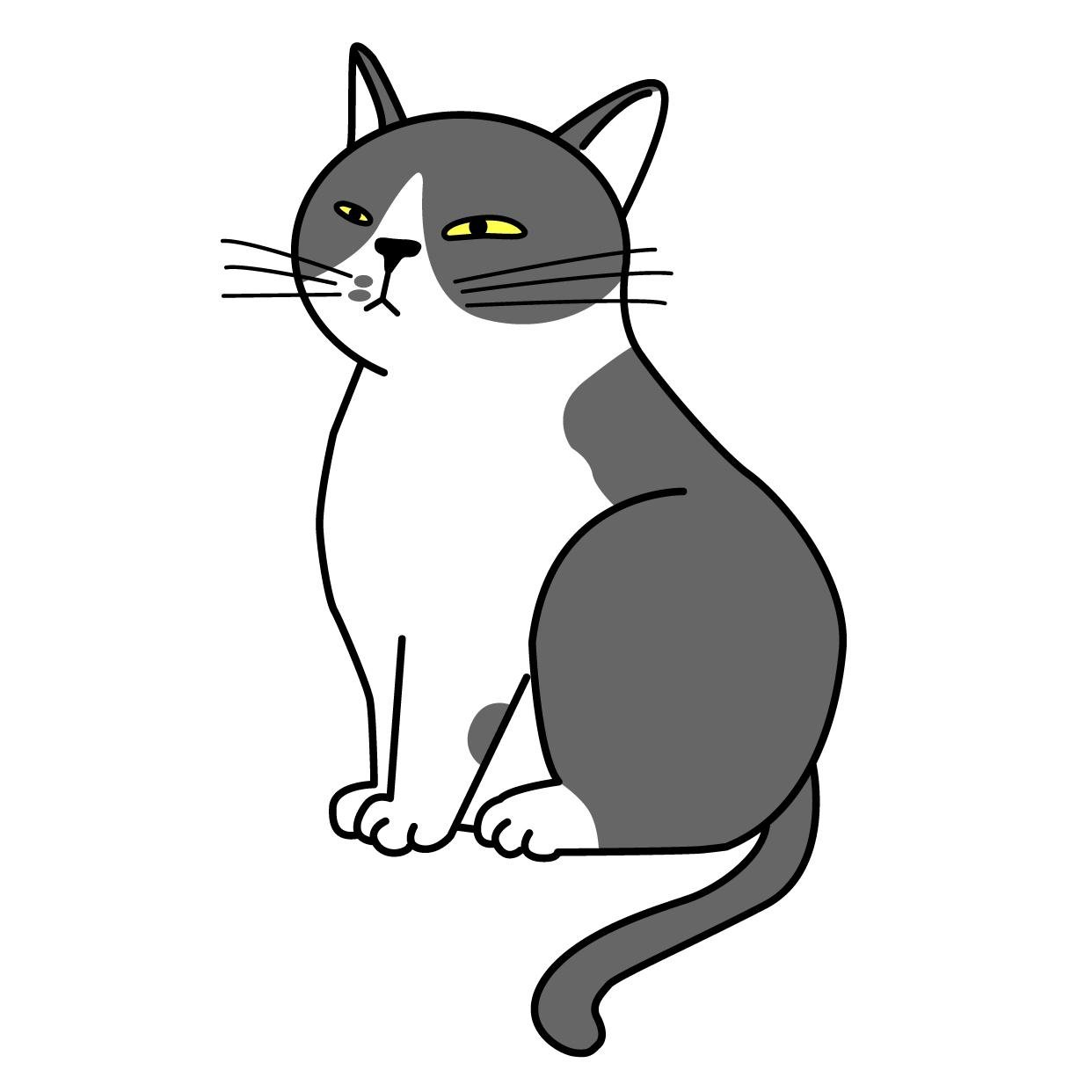 三楽舎の猫編集長・猫山にゃかすけ Social Profile